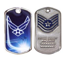 Air Force Coin Tech Sergeant
