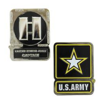 Army Challenge Coin Captain