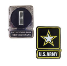 Army Challenge Coin First Lieutenant