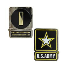 Army Challenge Coin Second Lieutenant