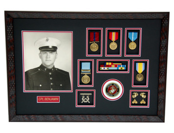 Marine Shadow Box