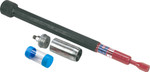 """AMS Soil Core Sampler Kit with Hammer Attachment, Chrome Moly, 2""""x6""""L"""