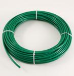 "Green Polyethylene Tubing 3/16"" I.D. x 100'L"