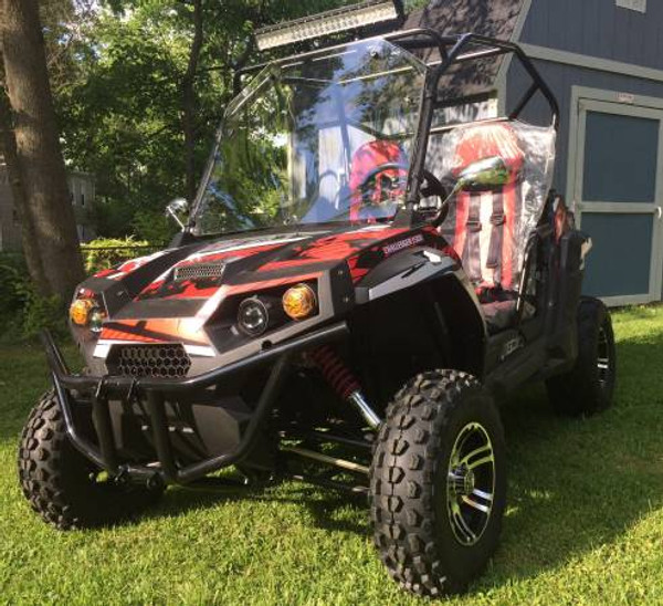 TRAILMASTER CHALLENGER 150X (FREE SHIPPING) SOME ASSEMBLY.