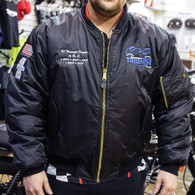 So Cal Triumph Dealership Bomber Jacket