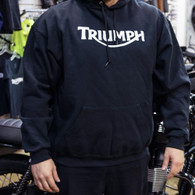 So Cal Triumph Dealership Hoodie (Black)