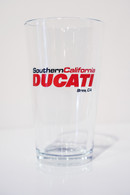 So Cal Ducati Pint Glass