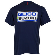 Geico Suzuki Team T-Shirt