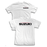 Suzuki Factory Racing T-Shirt (White)