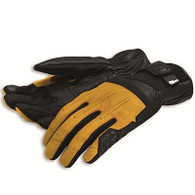 Ducati Scrambler Street Master C2 Gloves by Spidi (Tan)
