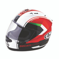Ducati Corse Red Arrow Helmet by Arai