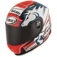 Ducati Dovizioso Replica Helmet by Suomy (Blue)