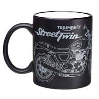 Triumph Street Twin Mug