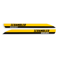 Ducati Scrambler Full Throttle Decal Set