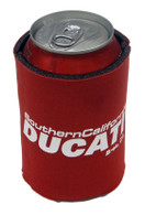 So Cal Ducati Can Koozie