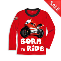 '12 Ducati Corse Kids Long Sleeve T-Shirt