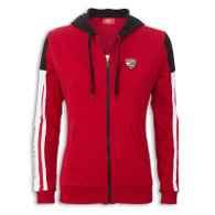 Ducati Corse Women's Hooded Sweatshirt