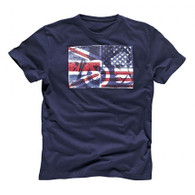 Triumph Dean Flag Legend T-Shirt