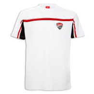 Ducati Corse Men's T-Shirt (White)