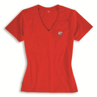 Ducati Ducatiana Racing Women's T-Shirt (Red)