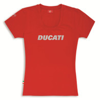 Ducati Ducatiana Women's T-Shirt (Red)