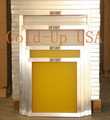 "Aluminum screen printing screens AL18""x36"""