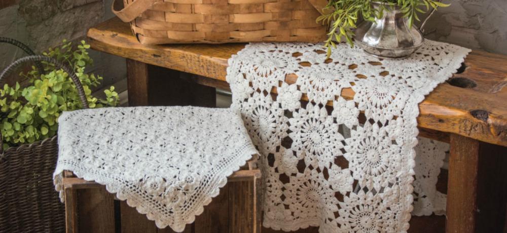 Crochet Table Topper