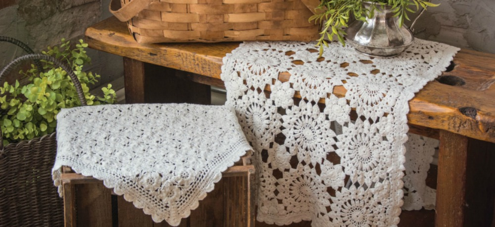 Crochet Table Topper