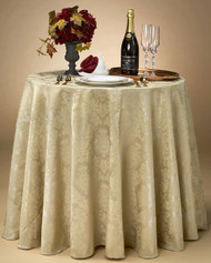 Kensington Round Tablecloths for Wedding
