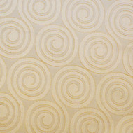 Othello Design Gold Tablecloth