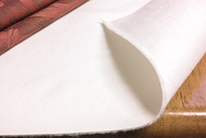Heavy Duty Table Pad in White