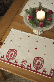 Felicity Placemats for Christmas