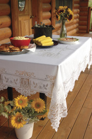 Heirloom Rectangle Tablecloth