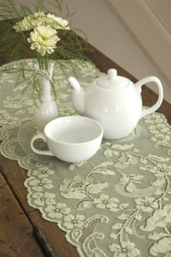 Elizabeth in Cafe Color Coffee Table Runners
