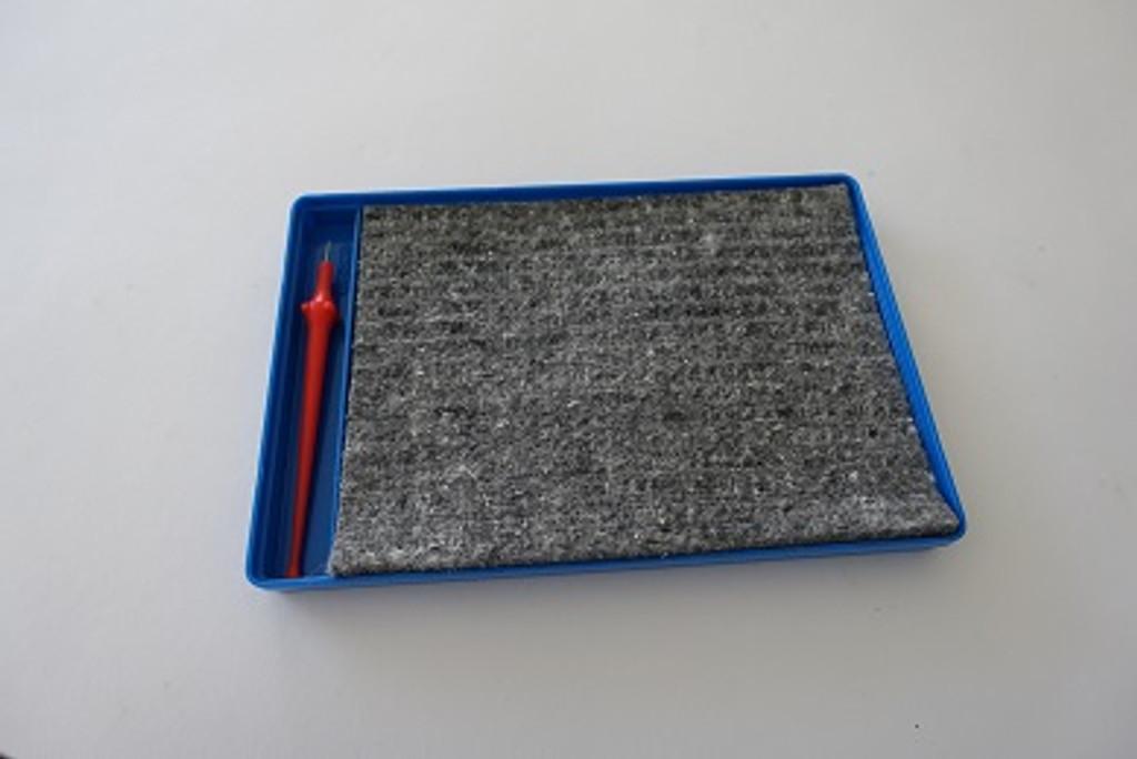 Board, felt pricker kit set of 10