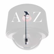 A2Z Solar Powered 20 Watt LED Street Light System 2,800lm SL20EW