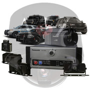 Panasonic Arbitrator 360 HD Police Vehicle Video Recorder