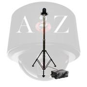 A2Z Tactical Video Telescoping Tripod Wireless Thermal IR PTZ Camera System RWC-PT3