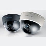 Black or White Samsung Dome Cameras 2080E