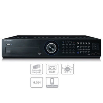 Samsung Real-time 4CIF DVR