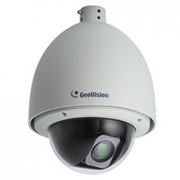 Geovision GV-SD200-S Outdoor 1080p PTZ IP Dome Camera