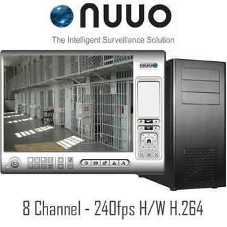 NUUO 8ch H/W H.264 PC DVR