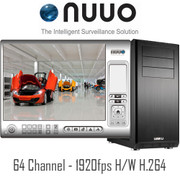 64ch NUUO PC DVR SYSTEM