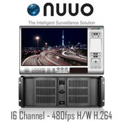 NUUO 16ch Rack mount PC DVR System