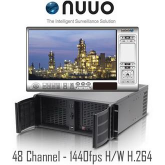 NUUO 48ch Rackmount PC DVR