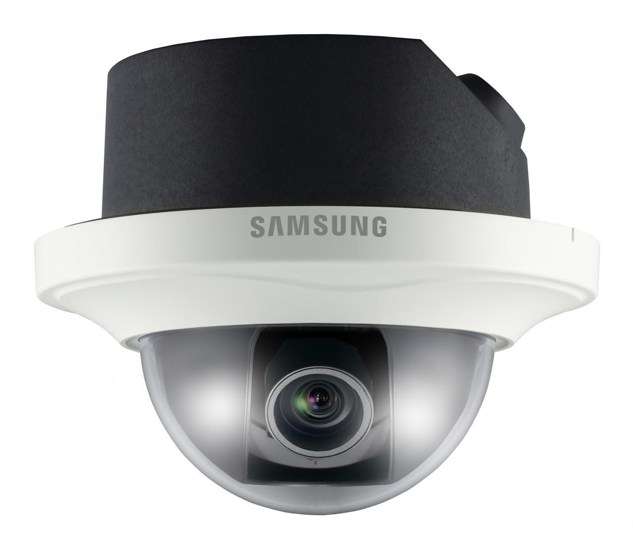 samsung snd 3082f 4cif wdr ip network flush mount dome. Black Bedroom Furniture Sets. Home Design Ideas