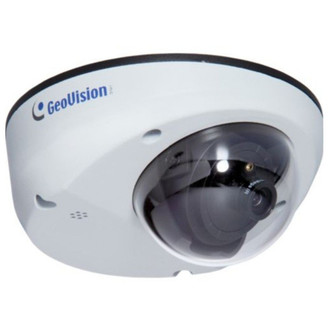 Geovision GV-MDR120 Mini IP Dome Camera Rugged