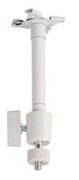 Security Camera Mount with T-Bar Adapter for Ceiling tile style ceilings.