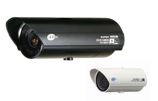 KT&C KPC-WDRN600NH10DC WDR Wide Dynamic Range IR Bullet Camera