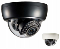 KT&C KPC-DNE100NUV18 Indoor Infrared IR Dome Camera